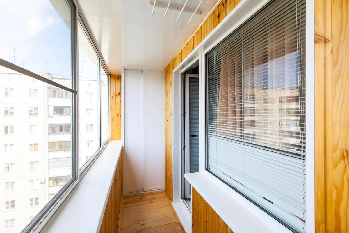 Остекление балконов фотогалерея